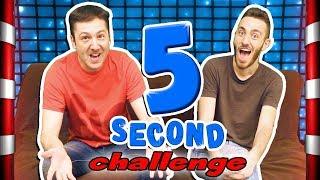 5 Second Challenge ft. Loud Corner #Internet4u