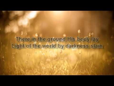 In Christ Alone with Lyrics