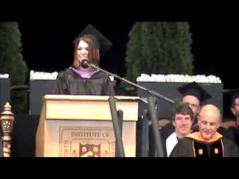 Lindsey Fortunato Wentworth Institute of Technology Commencement address 2011