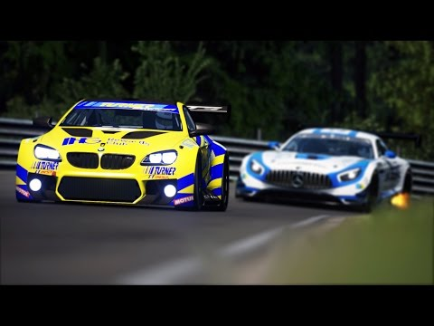 Assetto Corsa: NAGP Thursday League - GT @ Nords Enduro Super Pole | #2 BMW M6 GT |