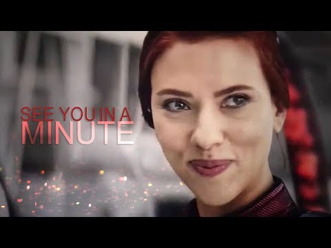 (Marvel) Natasha Romanoff | See You In A Minute