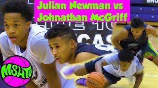 Johnathan McGriff vs Julian Newman - NEP Ohio Fall Showcase
