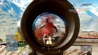 Battlefield 4 Brutal Kill Compilation Vol.1 (Kill Animations/DMR/Sniper/Explosions)
