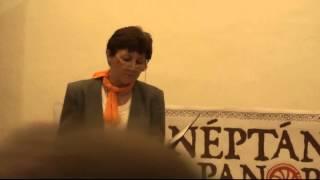 Hatosné Németh Valéria- Német Nemzetiségi Tánccsoport helyzetéről Vaskeresztes Thumbnail