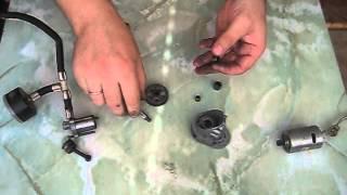 Ремонт  автомобильного насоса / Repair of auto pump
