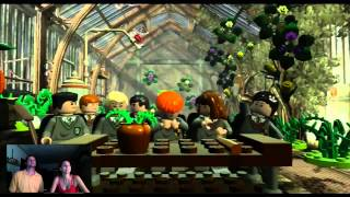 Lego Harry Potter Years 1 - 4 - Part 5 - Girlfriend Commentary Walkthrough