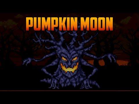 Terraria - Pumpkin Moon Event, how to summon and basics