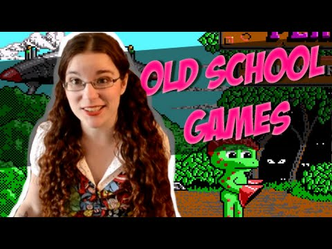 Top 5 Oldschool Games REVIEW VIDEO (Pixie Talks: Review Vlog!)