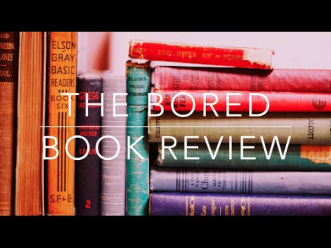 The Bored Book Review – Frankenstein