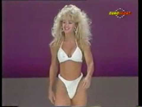 Ms. Fitness USA  (1989)