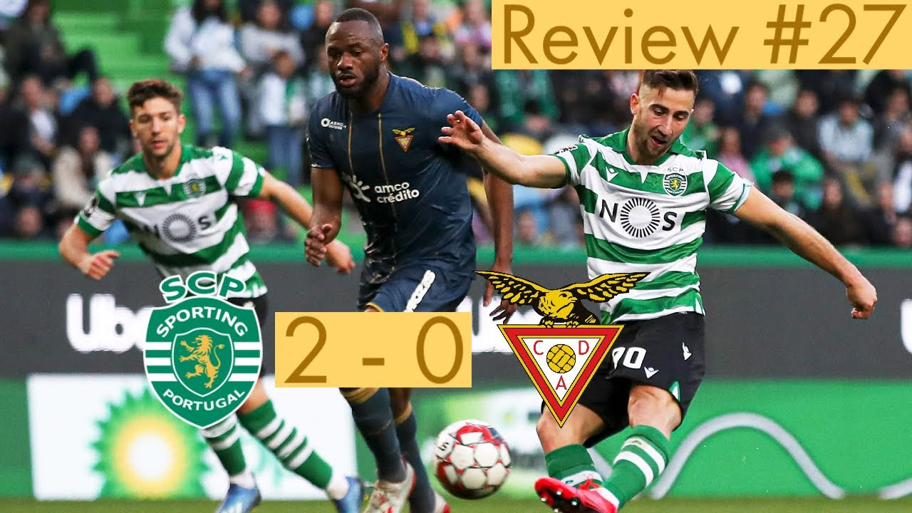 #27 Review - Sporting vs Aves - Liga Portuguesa