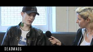 Deadmau5 Artist Spotlight - Interview with Deadmau5 Part 1