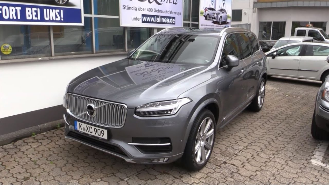 Volvo XC90 2015 In Depth Review Interior Exterior - YouTube