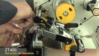 видео Zebra ZT410 Принтер этикеток