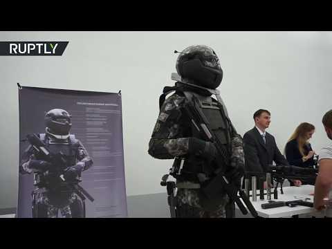Солдаты будущего: российские военные представили экипировку следующего поколения