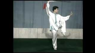 32式太極劍(全套演練 - 陳思坦)Taiji sword - 32 forms(full demonstration - Chen Sitan)