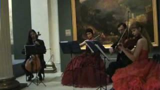В.А.Моцарт Маленькая ночная серенада ч.1 Квартет