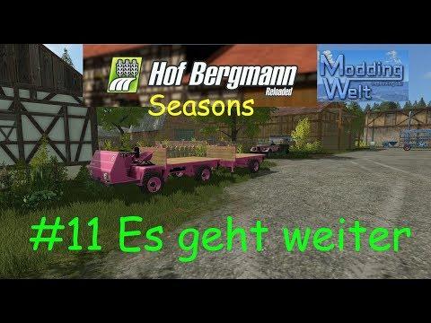 LS17   Hof Bergmann Reloaded   Seasons   #11 Es geht weiter