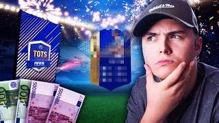 FIFA 18: WAS BEKOMMT MAN AUS EINEM 1200€ TOTS PACK OPENING ? ULTIMATE TEAM DEUTSCH