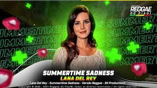 Reggae romantico 2021 - lana del rey summertime sadness sk productions
