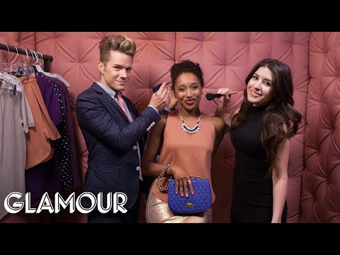 Dress Your Curves in a Slimming, Sophisticated Style - Elevator Makeover |Style & Beauty| Glamour