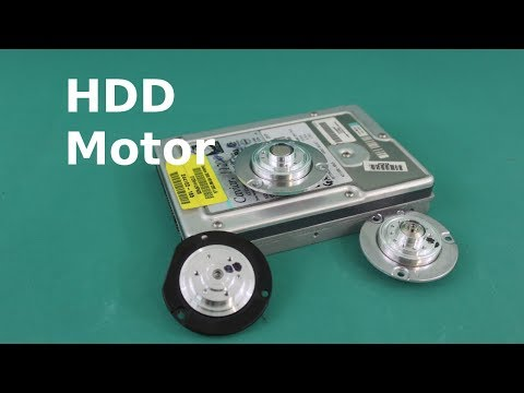 hdd driver