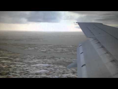 AXON AIR B34 LAND in LISBON FSX wing view