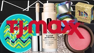 NEW TJ MAXX SHOP WITH ME | NOVEMBER  2019 | VALERIE DISON | URBAN DECAY, BECCA & MORE PRODUCTS!!!!