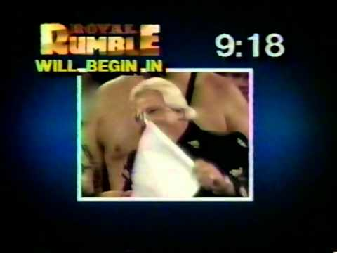 Royal Rumble 1989 Pre