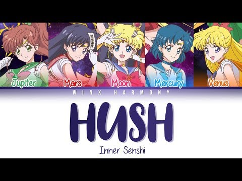 How Would The Inner Senshi (Sailor Moon) Sing 'HUSH' By EVERGLOW