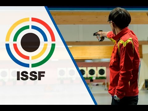 25m Rapid Fire Pistol Men Final - 2016 ISSF Rifle and Pistol World Cup in Munich (GER)