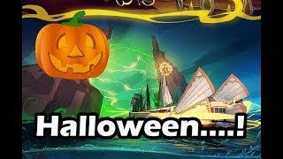 World o f Warships - Halloween Event (Senario) - 2017