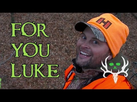 Michael Waddell Reenacts Luke Bryan's Priceless, After Kill Reaction | Bone Collector