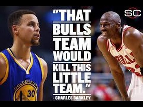 The truth behind the 1996 Chicago Bulls vs the 2016 Golden State Warriors