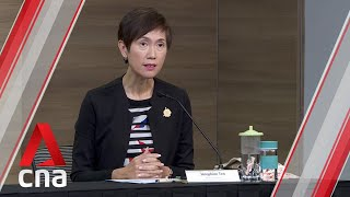 Josephine Teo on housing plans for Singapore's migrant workers during the COVID-19 outbreak