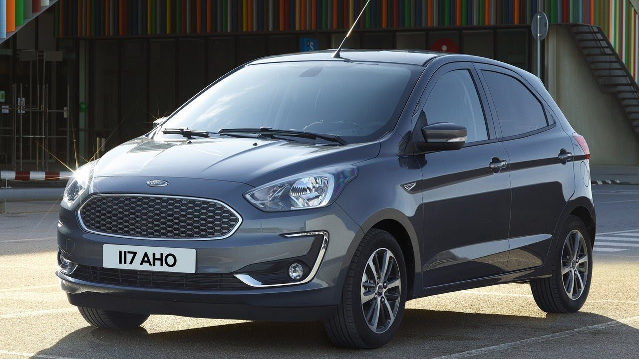 Ford Ka Plus Active Review First Look Exterior Interior