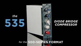 The 535 Diode Bridge Compressor for 500-Series