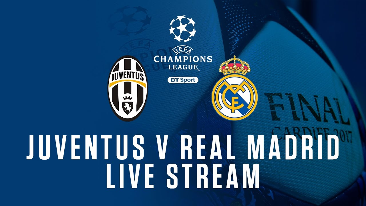 UEFA Champions League Final 2017: BT Sport 4K Live Stream - YouTube