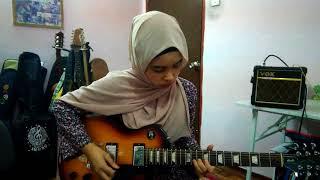 Baixar She's Gone Intro & Solo Guitar - Nureen Qistina
