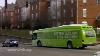 Clean Cities: Lexington, KY Electric Busses
