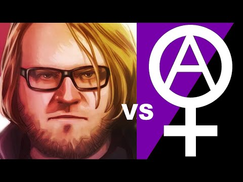 Response to The Amazing Atheist on Anarchism and Feminism
