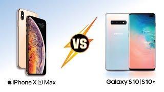 StepVS : Iphone Xs Max vs Samsung S10+ ชอบอะไรก็ซื้อ!!