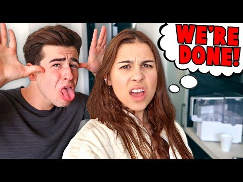 Mocking My Girlfriend For 24 Hours!! **Gone Too Far**