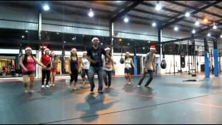 last Christmas zumba  choreo= ANAND @ Saigon sports club
