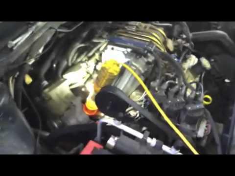 [DVZP_7254]   Fixing an antifreeze leak on my 2000 Bonneville SSEi 3.8l supercharged -  YouTube | 2000 Bonneville Engine Diagram Coolant |  | YouTube