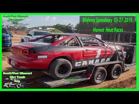 Hornet - Heat Races Lebanon Midway Speedway 5/27/2018