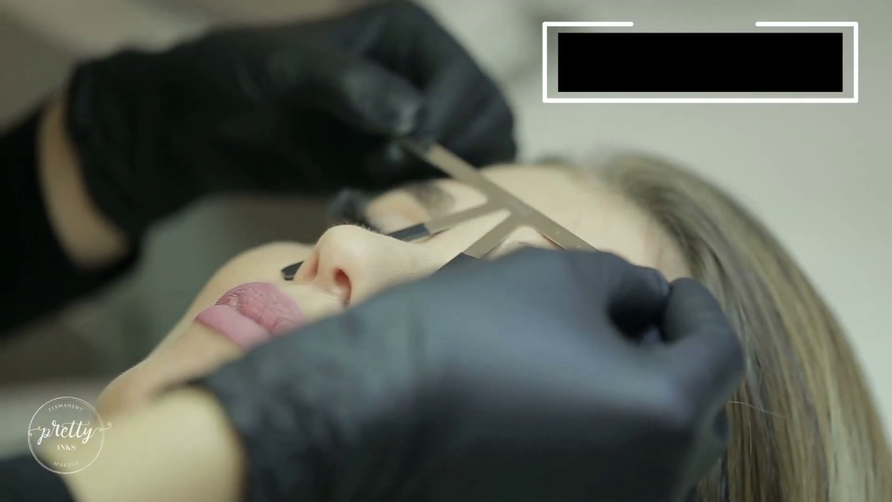 Pretty Inks Microblading Process