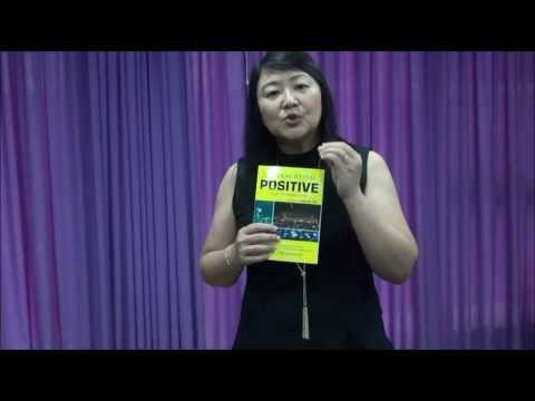 How to Stay Positive authored by Tan Yang Po, Aquaint Property Pte Ltd (亚资房地产总裁, 陈映波)