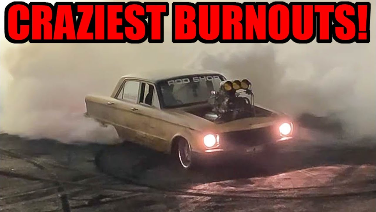 1700HP WARBIRD RIPS INSANE BURNOUT! (Burnout Rivals - Cleetus and Cars Houston 2021!)