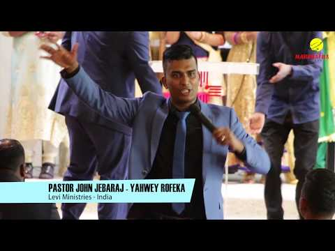 Maranatha Church || Pastor John Jebaraj -  Yahwey Rofeka